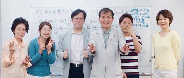 6月6日(火)第5回入門編と中級編 受講生のご感想