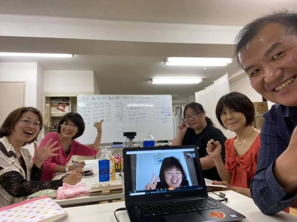 2020年5月5日(火・祝)新・アンバサダー養成講座初級編 受講者からの感想
