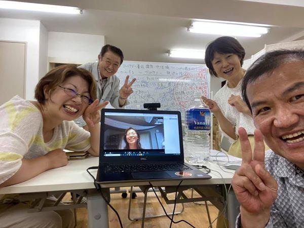 2020年6月13日(土)新・アンバサダー養成講座中級編 受講者からの感想
